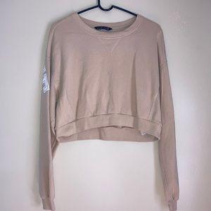 A&F Cropped Sweatshirt